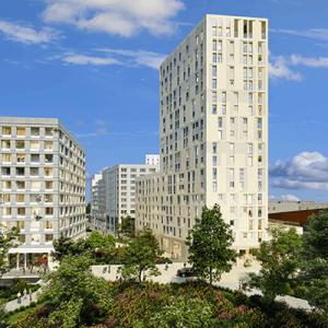 Découvrez la résidence Adelaïde du programme immobilier Quai Neuf à Bordeaux